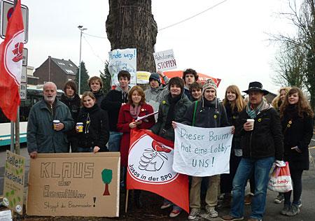 Jusos und Grüne Jugend in Hennef