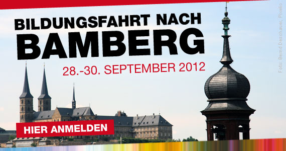 Bildungsfahrt nach Bamberg